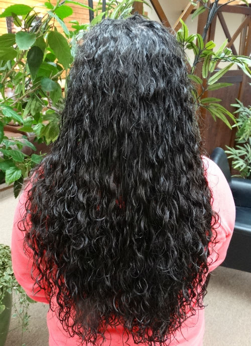 How To Make An Organic Natural Perm Curl
